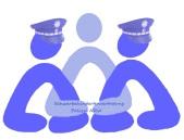 Logo AGSV Polizei
